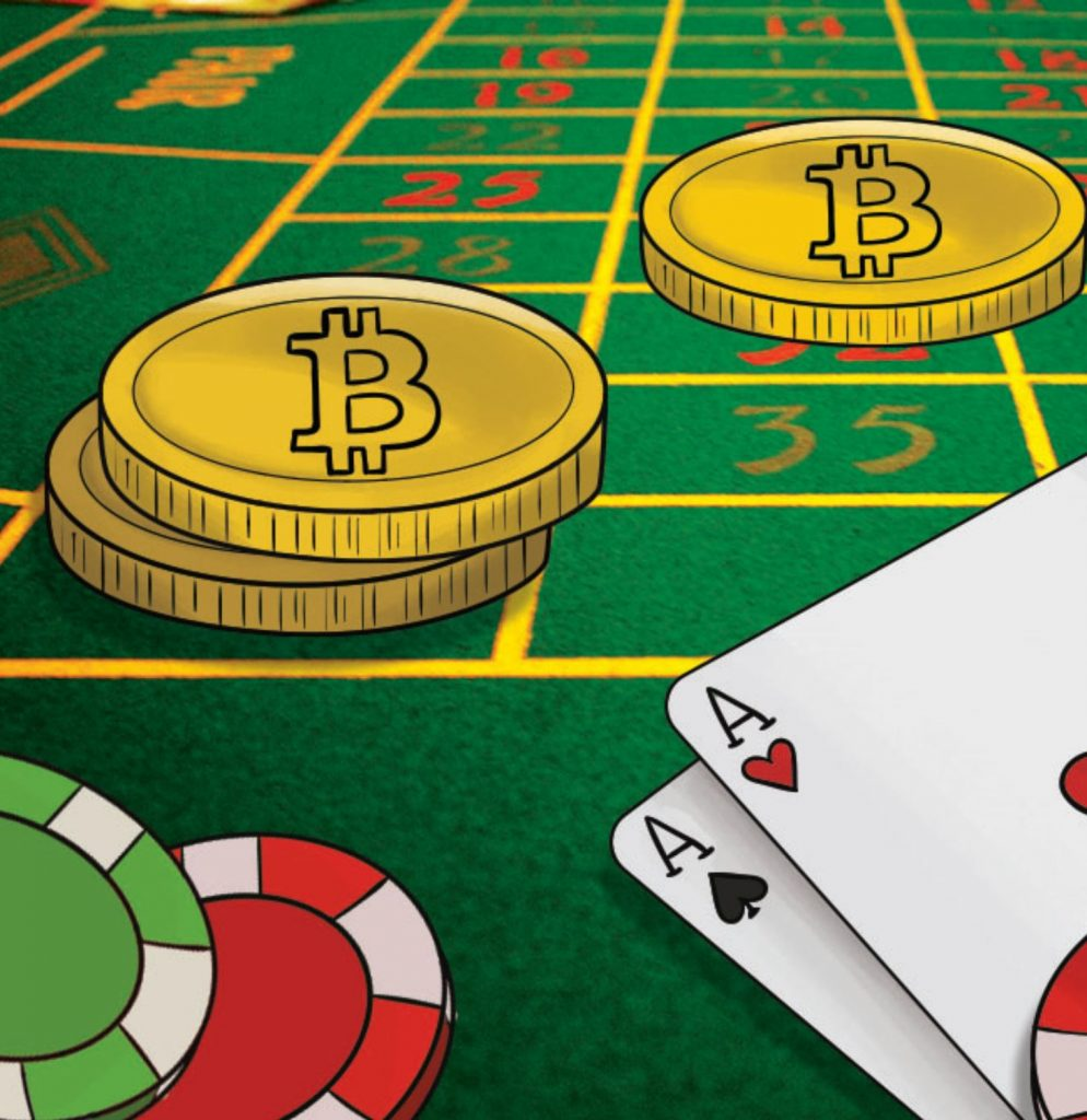 Bitcoin is perfect for the gaming industry